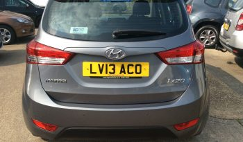 2013 Hyundai ix20 1.6 Active 5dr full
